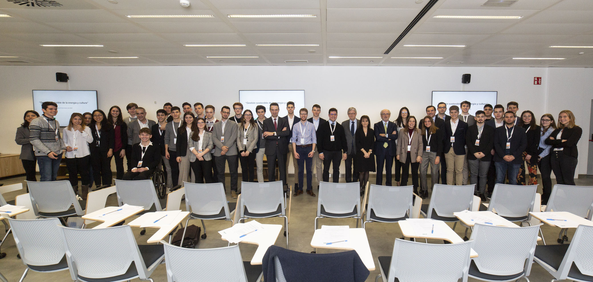 Primera edició dels Focus days de Repsol a Madrid