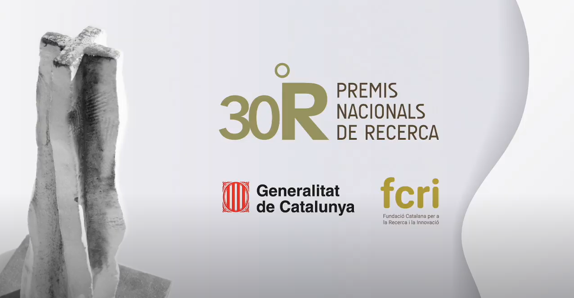 El CIM UPC rep la distinció al partenariat públicoprivat en R+I dels 30º Premis Nacionals de Recerca